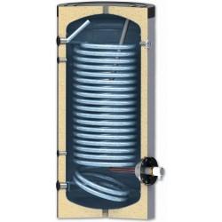 SWP vandens šildytuvas 200 litrų su vienu didelio ploto šilumokaičiu Sunsystem