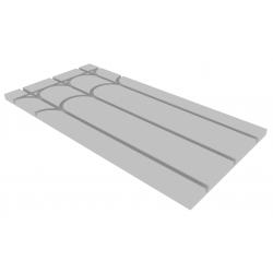 Sausų grindų polistirolo plokštė TFA30/15