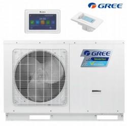 8 kW Monoblokinis Oras Vanduo šilumos siurblys GREE Versati