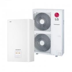 12 kW Oras Vanduo šilumos siurblys LG Therma V