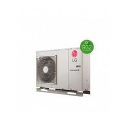 9 kW Monoblokinis Oras-Vanduo šilumos siublys LG Therma V
