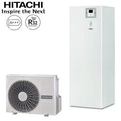 6,0 kW Yutaki S 2.5 Combi 200 split tipo oras-vanduo šilumos siurblys