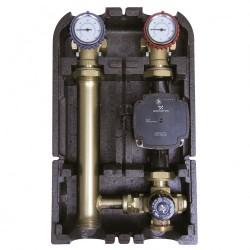 Pamaišymo mazgas su termostatiniu vožtuvu DN25 Barberi